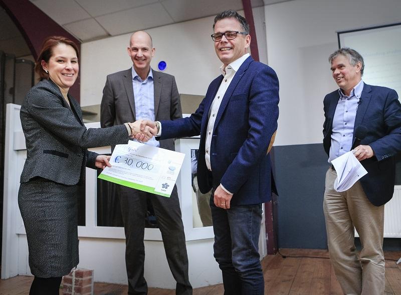 NAM Toekenningen 2e Ronde Nieuwbouw-innovatieregeling, Netherlands, 2016