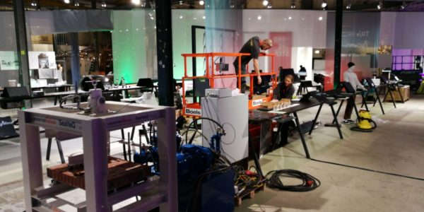 QuakeShield Op De Dutch Design Week