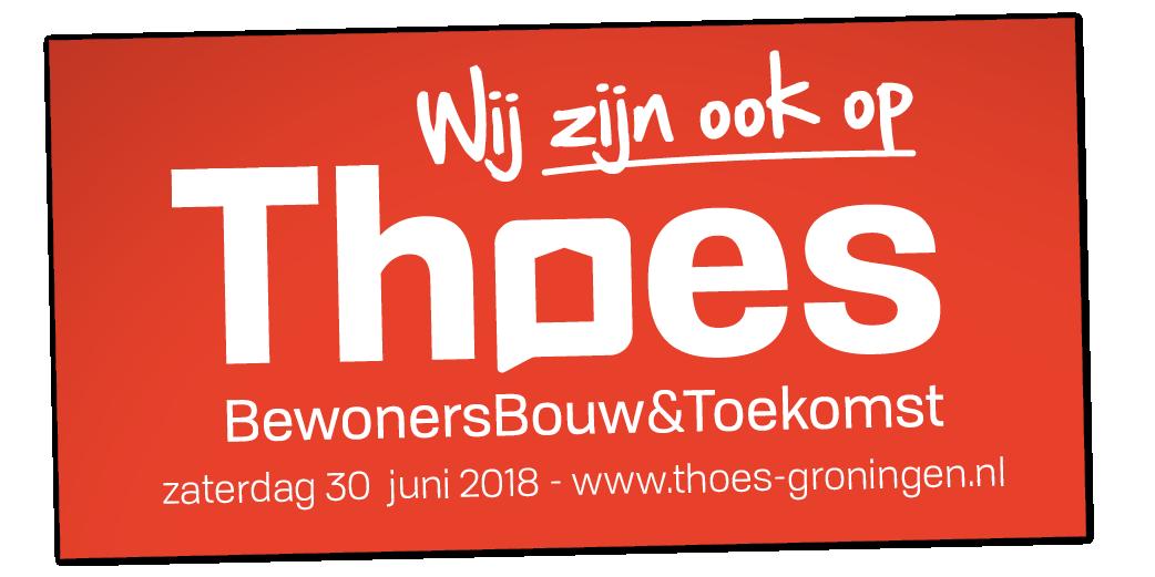 QuakeShield Hoofdsponsor Van Event THOES